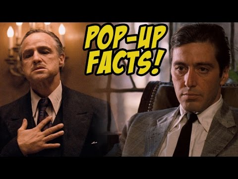 Pop-Up Movie Facts: The Godfather