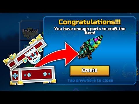How To Get The Christmas Ultimatum In Pixel Gun 3D