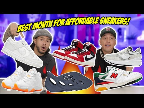 MAY UPCOMING SNEAKERS RELEASES! COP or DROP?!