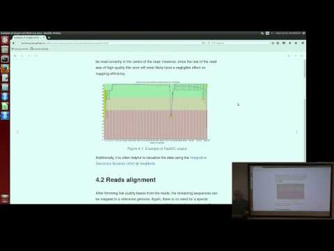 Analysis of single cell RNA-seq data - Lecture 1