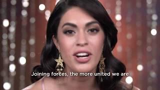 Ariela Machado Miss Universe Paraguay 2017 Introduction Video