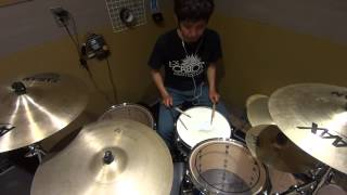 Ryodrums Drum Cover / This Town Needs Guns (TTNG) - If I Sit Still, Maybe I'll Get Out of Here