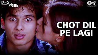 Chot Dil Pe Lagi Full Video - Ishq Vishk | Shahid & Shehnaz