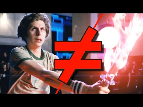 Scott Pilgrim - What's The Difference?