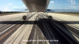 RV10 Nose Wheel Fix
