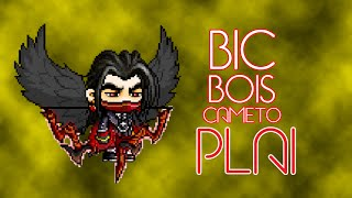 MapleStory: BIC BOIS Came to PLAI! [Boss Montage]