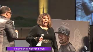 """Kurt Carr """"For Every Mountain"""" at George Floyd Funeral #GeorgeFloyd #GeorgeFloydMemorial #KurtCarr"""