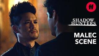 Magnus Proposes to Alec | Shadowhunters | Season 3, Episode 20
