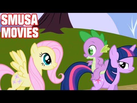 MLP FIM CZ PARODY 3-My Little Pony CZ Parody S01 E01 část 3/4