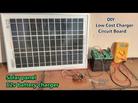 Solar Battery Charger in Lucknow, सोलर बैटरी