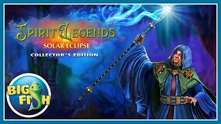 Spirit Legends: Solar Eclipse Collector's Edition video