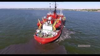 Видео Novosti-N: Экологическая катастрофа на Бугском лимане