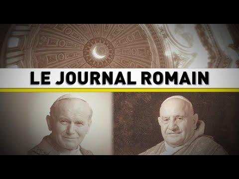 Le Journal romain du 24 avril 2014