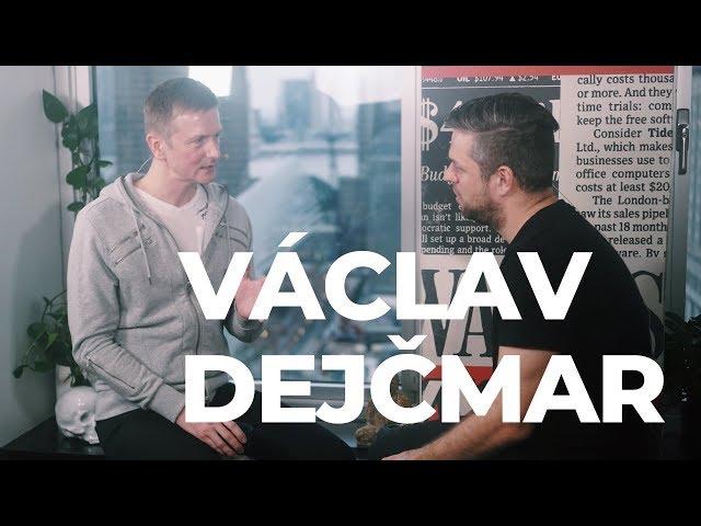 DEEP TALKS Petra Ludwiga: Václav Dejčmar, autor investiční skupiny RJS