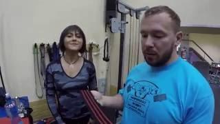Northern Cartel - Испытание бикини Алены Масловой