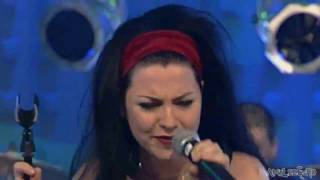 Evanescence  Bring Me To Life  Live @ Interaktiv 2003 HD