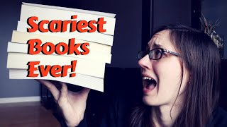 The Scariest Books Ive Ever Read! | #horrorbooks #scarybooks #creepybooks