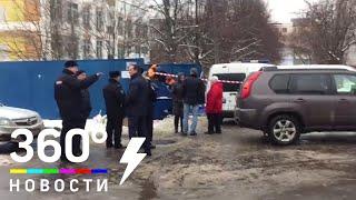 Труп девушки нашли в мусорном контейнере
