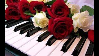 Очень красивые розы и музыка Игоря Крутого.Very beautiful music.  8 марта.