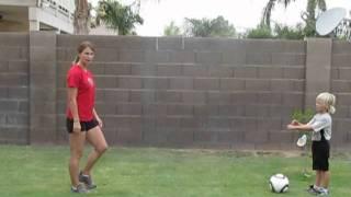 U4 Soccer Drills for Parents