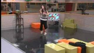 Vicky (Fergie - Get Your Hands Up)* 11 (21/04/2008)