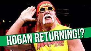 Hulk Hogan Reinstated Into WWE Hall Of Fame, Appearing At Extreme Rules?