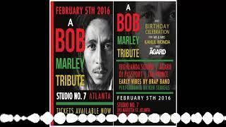 Bob Marley Birthday Bash 2016 Promo Mix A by DJ Passport