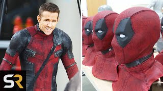 Behind The Scenes Secrets From The Deadpool Movies