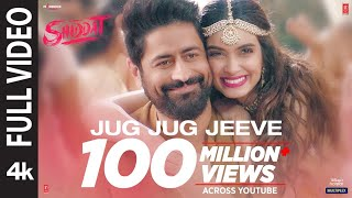 Jug Jug Jeeve (Full Video)   Shiddat   Diana P, Mohit R   Sachet T Parampara T  Sachin - Jigar