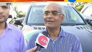 Surat: Boss Gifts Mercedes-Benz To Employees - Zee 24 Kalak