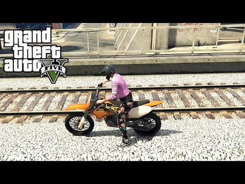 UITDAGER DENNIS Vs YARASKY (GTA V Funny Moments)