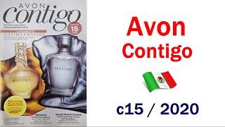 Avon Contigo C15 México 2020