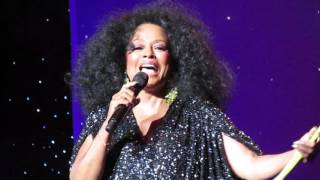"""Diana Ross Live """"Why Do Fools Fall In Love"""" Casino Rama April 7, 2016"""