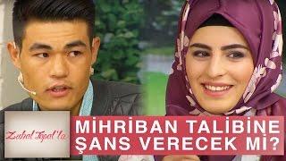 Zuhal Topal'la 160. Bölüm (HD) | Mihriban, Türkmenistanlı Talibine 'Evet' Dedi mi?