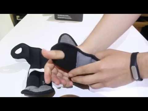 Como arreglar el vientre por medio de la presión del vídeo