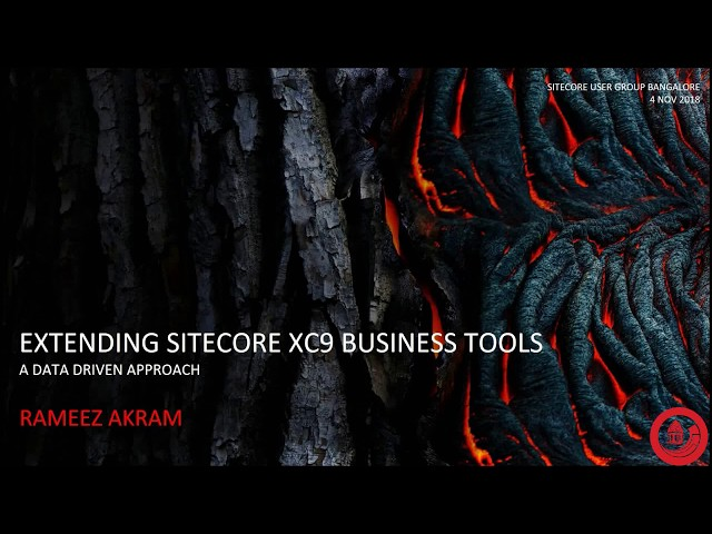 Extending Sitecore Experience Commerce 9 Business Tools