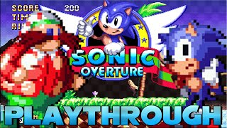 Sonic Overture [SAGE 2014 Demo] - The Sonic The Hedgehog 1 Prequel