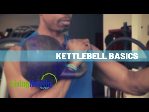 The Benefits of Kettlebells