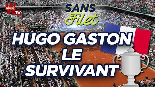 ???? Tennis Roland-Garros 2020 : Hugo Gaston défie Stan Wawrinka ! (Sans Filet)