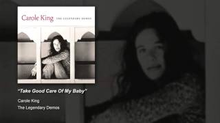 Take Good Care Of My Baby (Audio) - Carole King  (Video)