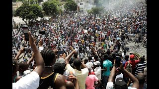 Ghetto News Haiti | Ongoing Manifestations & Unrest - October 2019