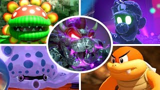 Mario Tennis Aces - All Bosses & Ending