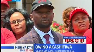Mbiu ya KTN: Babu Owino akashifiwa