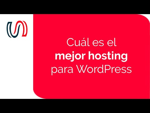 ¿Cuál es el mejor Hosting para Wordpress?   Wordpress para Novatos