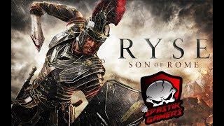 KORKAK İMPARATOR VE CESUR LEJYONER /  Ryse : Son Of Rome - Türkçe Altyazılı - Bölüm 1