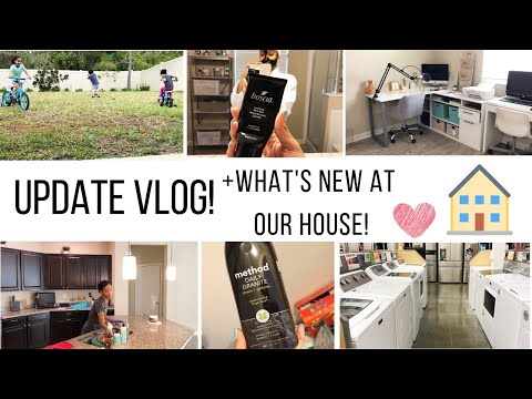 UPDATE VLOG // NEW CHANGES // DAY IN THE LIFE OF A MOM // Jessica Tull