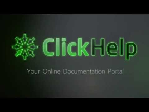 Видеообзор ClickHelp