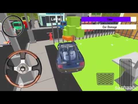fast car parking обзор игры андроид game rewiew android