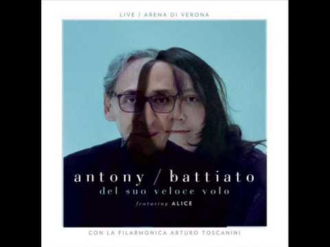 05 - tutto l'universo obbedisce all'amore - Battiato & Antony Hegarty - Del suo veloce volo (2013)