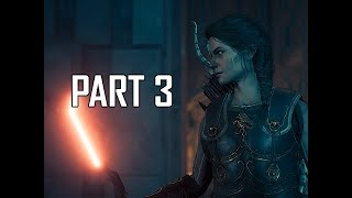 ASSASSIN'S CREED ODYSSEY Judgement of Atlantis Walkthrough Part 3 - Forge